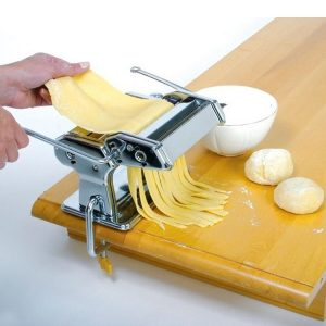 how to make pasta with machine