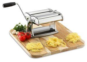 Pasta Maker Machine with Hand Crank