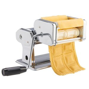 Homemade pasta machine