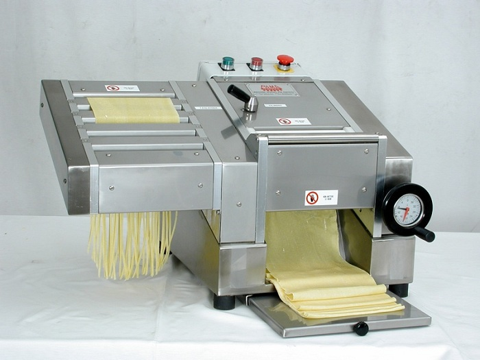 Commercial Pasta Making