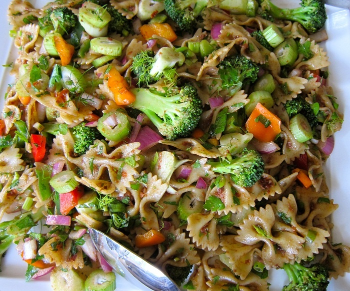 Pasta and Veggies Recipe