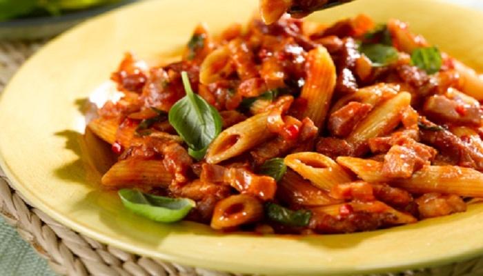 Spicy Chicken and Pasta Recipe