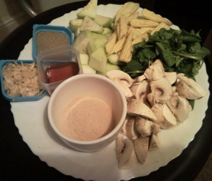 Thai Kaeng Lieng Soup