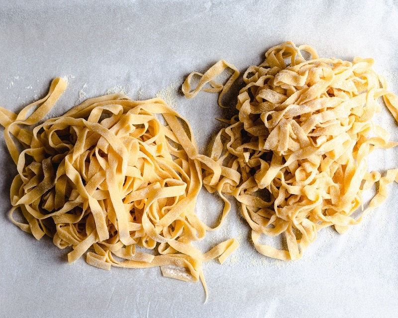 How to store fresh pasta