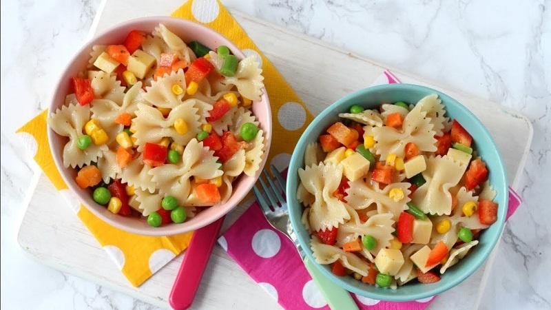 easy pasta recipes for kids