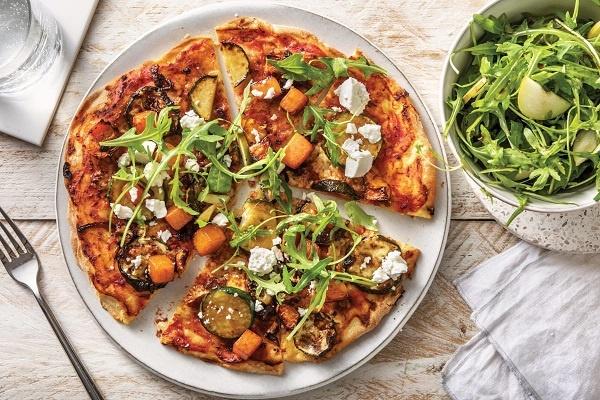 Pumpkin Pizza Recipe